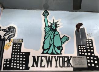 cantina New York en CDMX