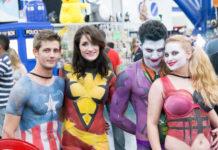 convención de cómics Conque 2018