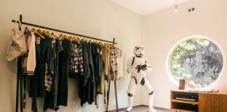 ropa inspirada en star wars