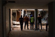 Ayuda para reparar viviendas en Iztapalapa