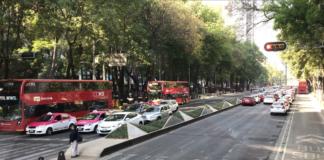 cruces más peligrosos del Metrobús