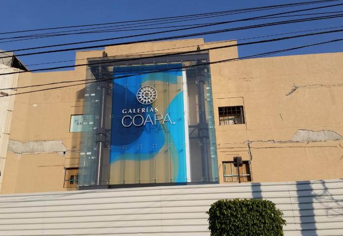reapertura de Galerías Coapa