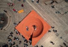 Mextrópoli en la alameda central