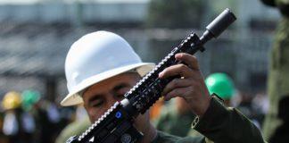 desarme voluntario en cdmx 2018