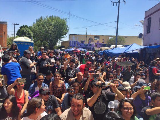 Fans de Los Pericos