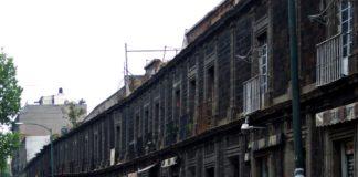 Hundimiento de la Ciudad de México