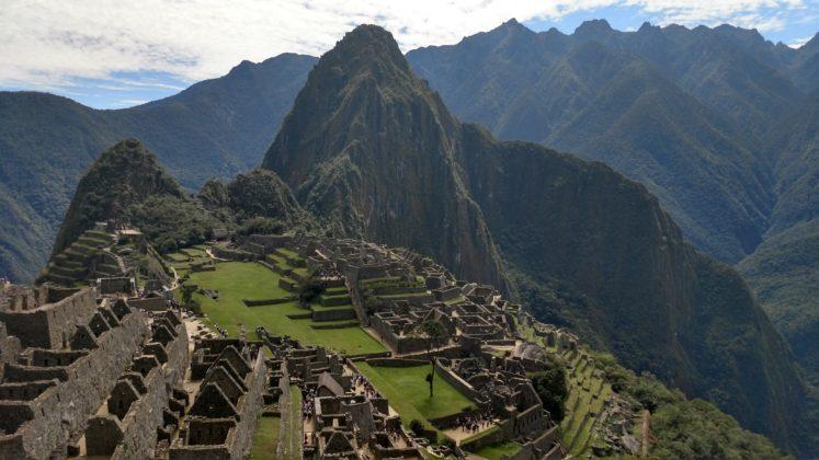Machu Picchu viaje
