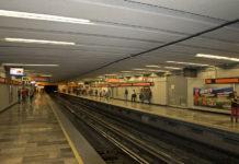 Disparo en Metro Tacuba