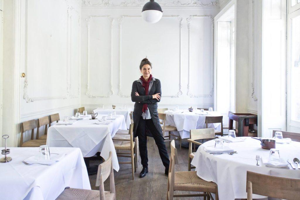 Mónica Patiño es una de las mujeres en la gastronomía mexicana más importantes