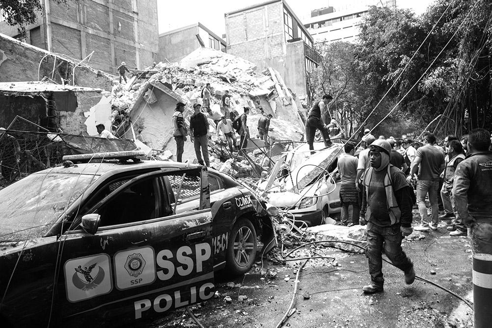 Protocolo en caso de sismo