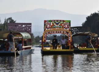 tours en Xochimilco
