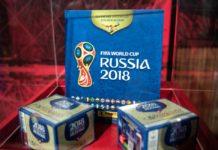 Intercambio masivo de estampas de Rusia