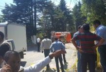 Accidente en la carretera Huixquilucan-Marquesa deja al menos 3 muertos