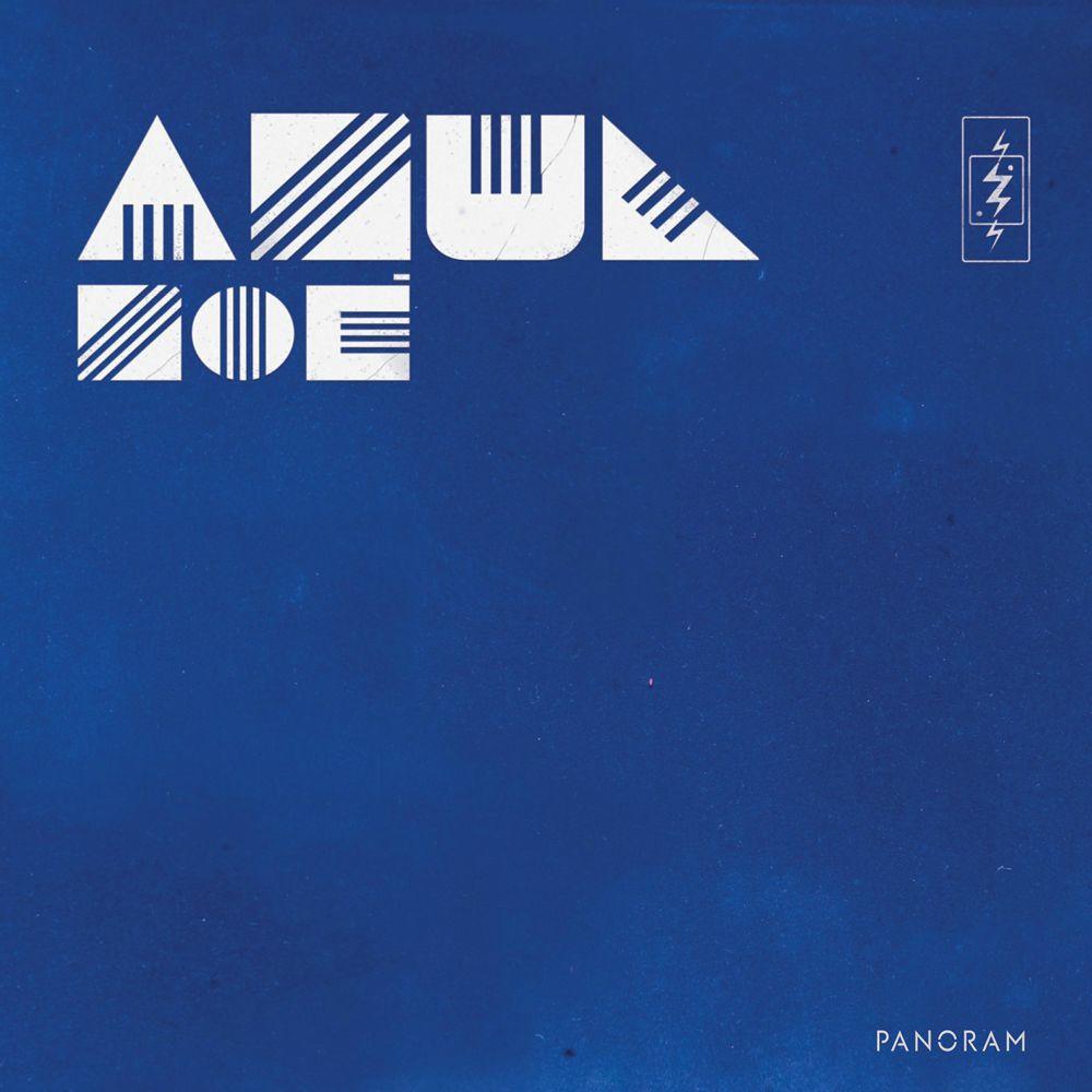 Azul, el nuevo sencillo de Zoé portada