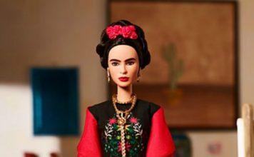Barbie de Frida Kahlo