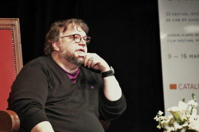 beca de Guillermo del Toro