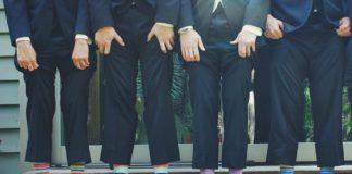 calcetines por el síndrome de down
