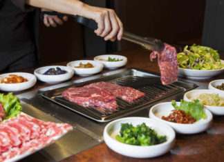 BBQ coreano