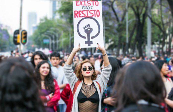 dia internacional de la mujer en cdmx