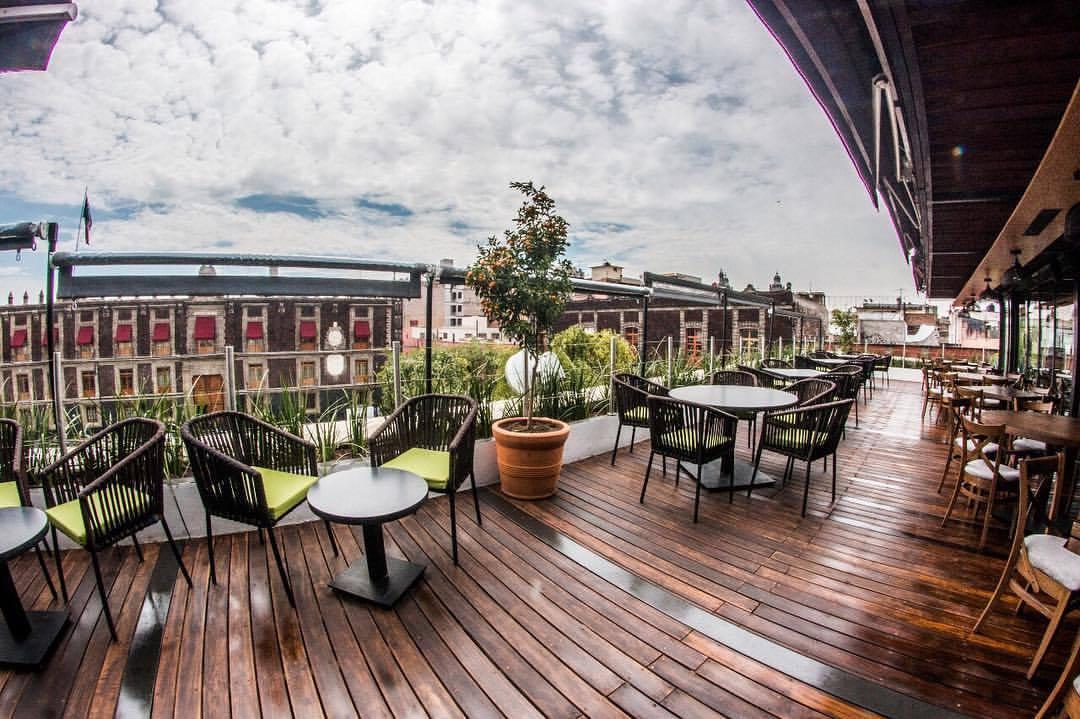 Diez restaurantes con terrazas incre bles en la cdmx for Cine las terrazas