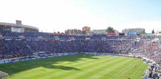 el Estadio Azul no será demolido