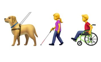 La empresa de la manzana propuso oficialmente la integración de emojis inclusivos que representen a aquellas personas que tienen alguna discapacidad.