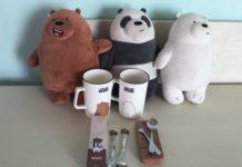 osos Escandalosos en Miniso