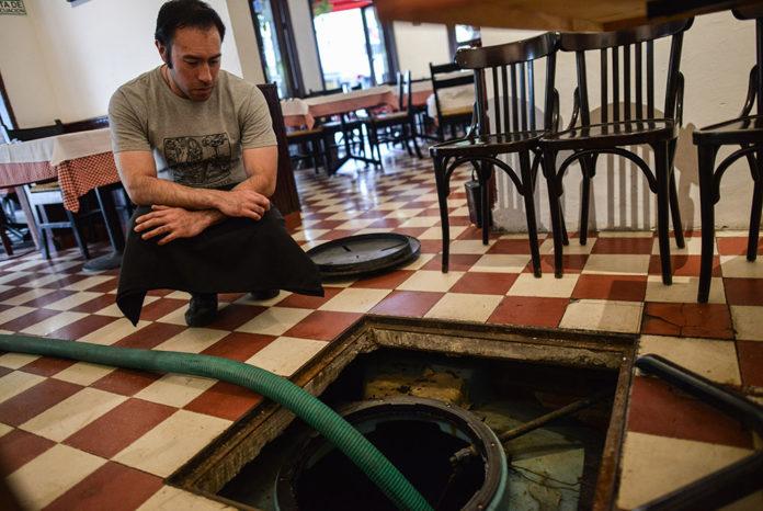 Escasez de agua en la CDMX
