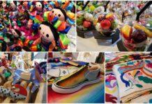 expo venta artesanal del Fonart
