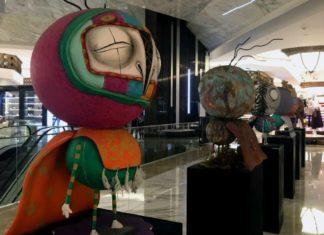 Gánate una figura de Stainboy con el sorteo de la expo de Tim Burton