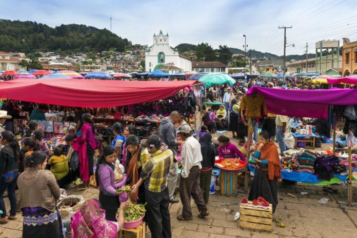 Feria Gastronómica de la Flor de Cuchunuc
