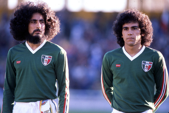 most iconic and best football jersey shirts mexico 1978