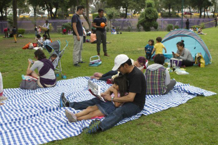 lugares para irte de picnic en la CDMX
