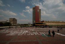 Estudiantes y padres de familia se reunieron la tarde de este jueves 1 de marzo para protagonizar una manifestación en la UNAM, con la que exigieron más seguridad en la máxima casa de estudios.