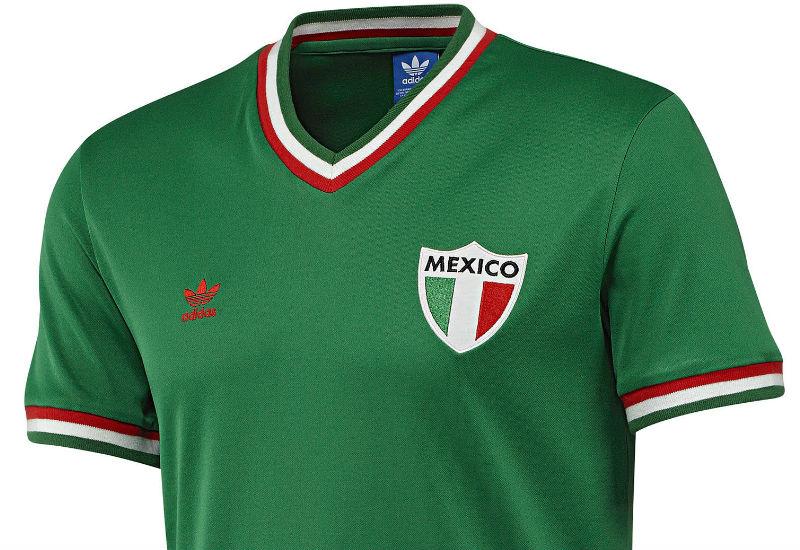 48aeaf68e4aba Playeras de la Selección Mexicana  recordamos las más chidas