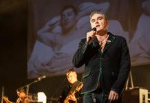 Morrissey en el Vive Latino 2018