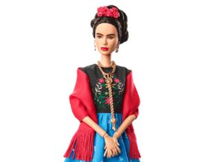 Muñeca de Frida Kahlo