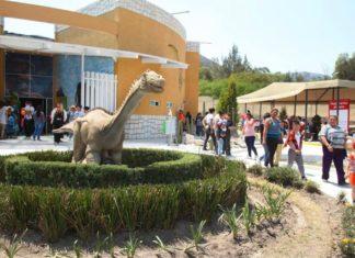 ¿Te vas a quedar en casa durante las vacaciones de Semana Santa? Aprovecha para visitar este museo de dinosaurios muy cerca de la CDMX.