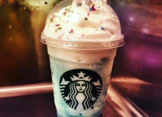 ¡Ya viene el nuevo frappuccino de Starbucks!