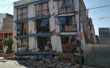 objetos perdidos en el sismo