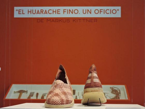Exposición de huaraches