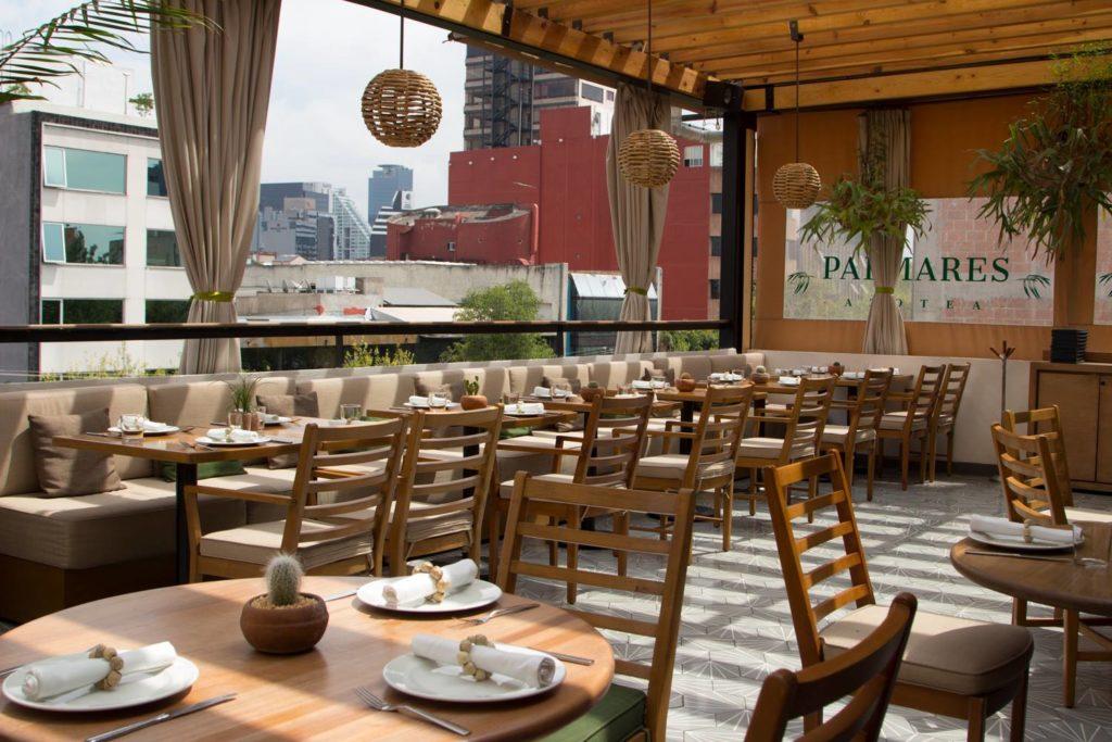 Chilango Diez Restaurantes Con Terrazas Increíbles En La Cdmx