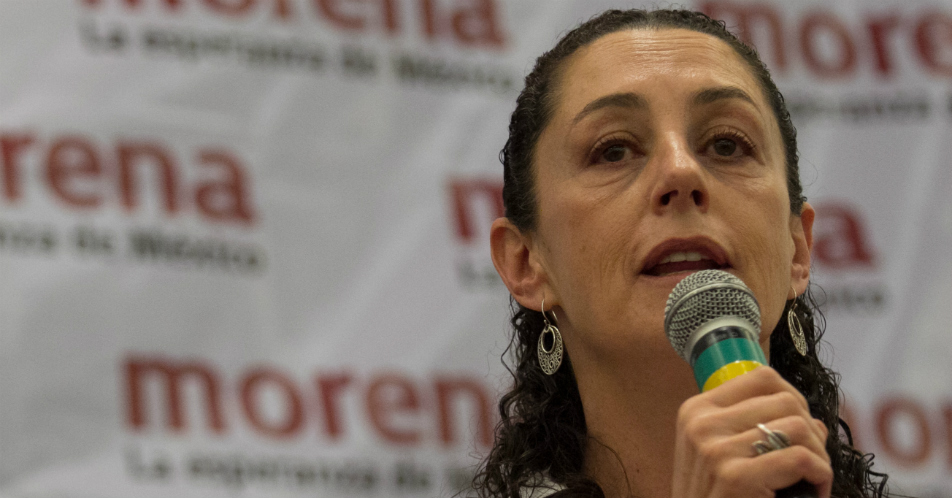 Matrimonio Unam : Quién es claudia sheinbaum candidata de morena al
