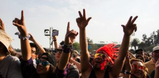 Segundo día del Vive Latino 2018