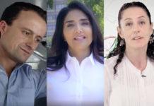 Según el INE las campañas inician el 30 de marzo, pero los spots de los candidatos a la CDMX ya circulan en redes.