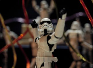 Star Wars Party en la CDMX