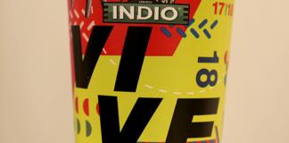 vasos del Vive Latino