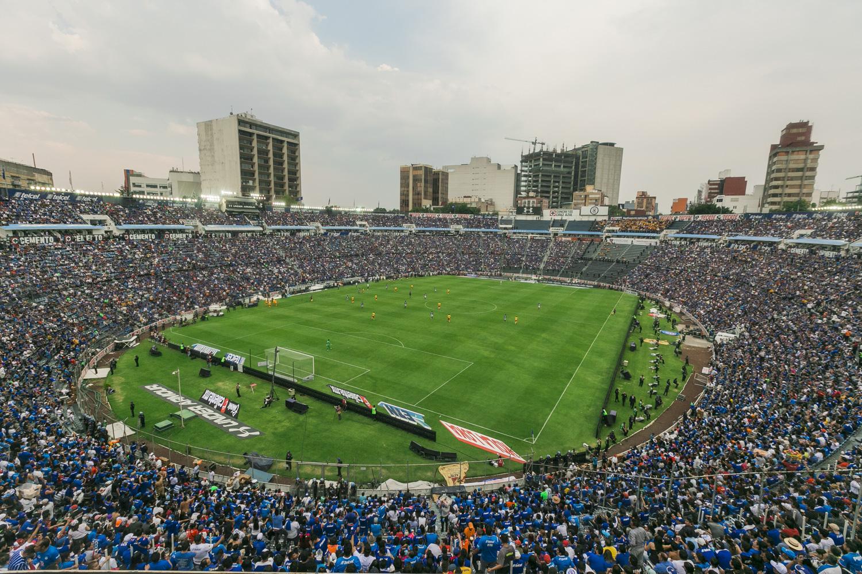 último partido del Estadio Azul
