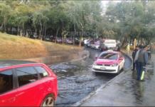 inundaciones en periférico