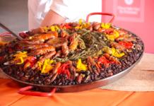 Festival de la Paella 2018 en Querétaro